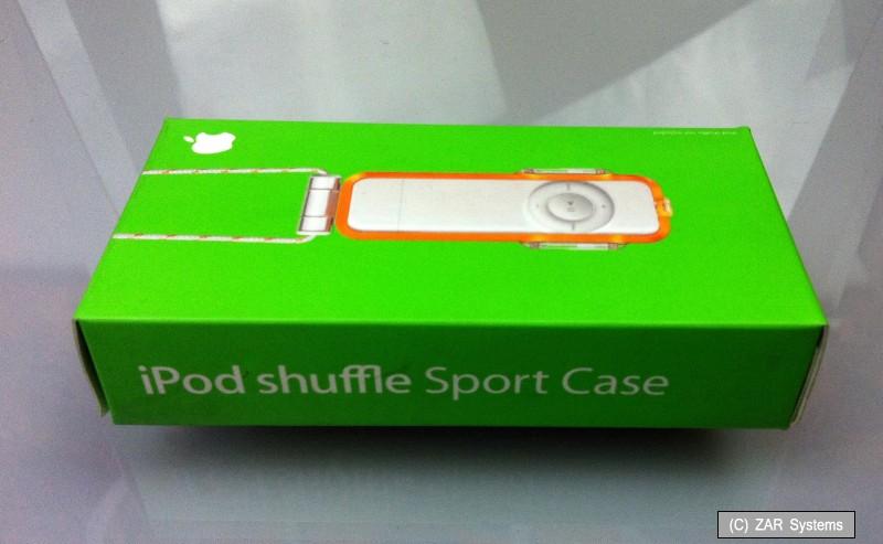 Original apple m9758g a ipod shuffle 1g sport tui rigide for Housse ipod shuffle