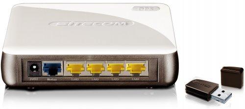 sitecom wlk 2000 wlan kit dsl router 300n x2 wlna stick. Black Bedroom Furniture Sets. Home Design Ideas