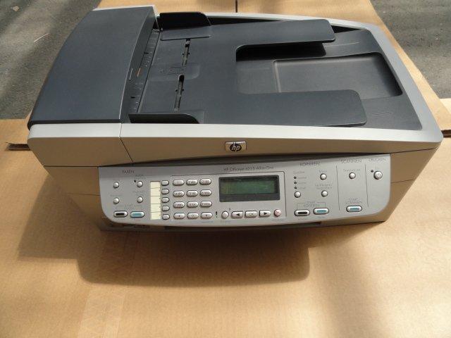 hp officejet 6210 6310 6315 all in one stampante scanner fotocopiatrice fax guasto ebay. Black Bedroom Furniture Sets. Home Design Ideas